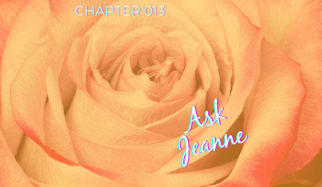 ASK JEANNE – Chapter 013