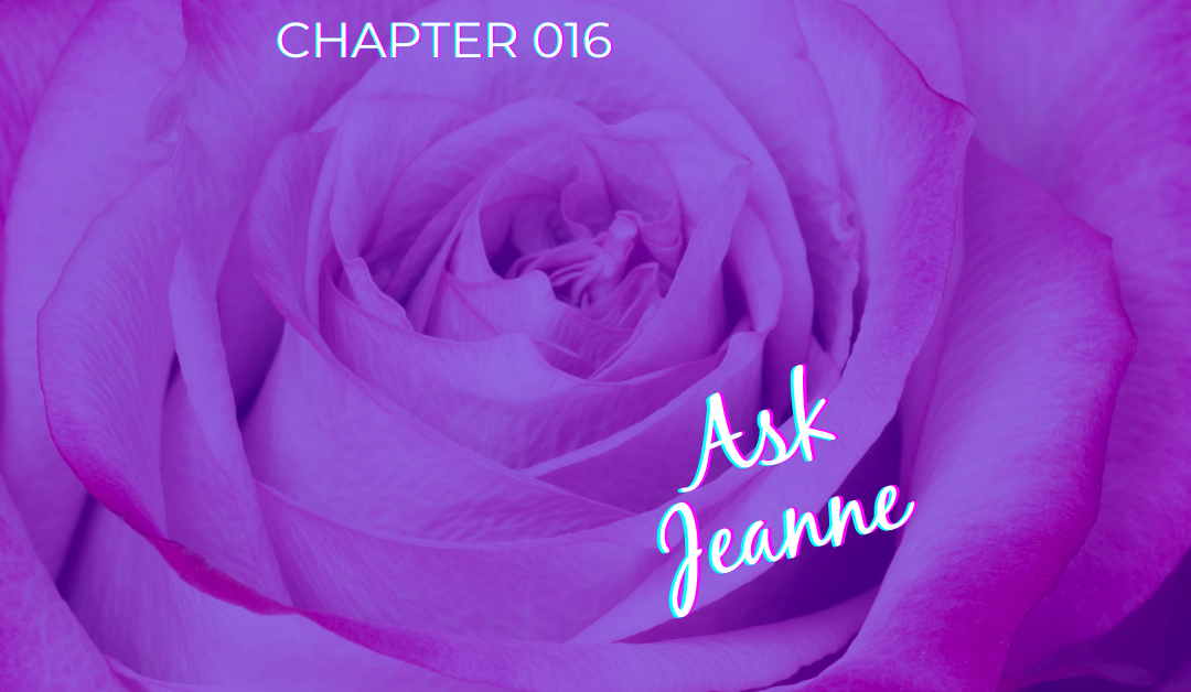 ASK JEANNE – Chapter 016