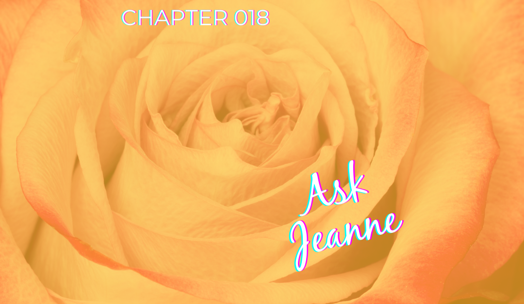 ASK JEANNE – Chapter 018